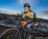 Appalachian in the first ever Collegiate Relay at the 2014 National Cyclocross Championships. © Steve Anderson