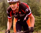 Colin grits his teeth and pushes the pace at the Rainier Crusade ©Matt Lasala