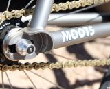 Prefer just one gear? Moots can build that for you too. © Cyclocross Magazine