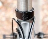 Moots uses its own branded seat collar. © Cyclocross Magazine