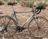 The Moots PsychloX  RSL is ready for production after several years in development. © Cyclocross Magazine