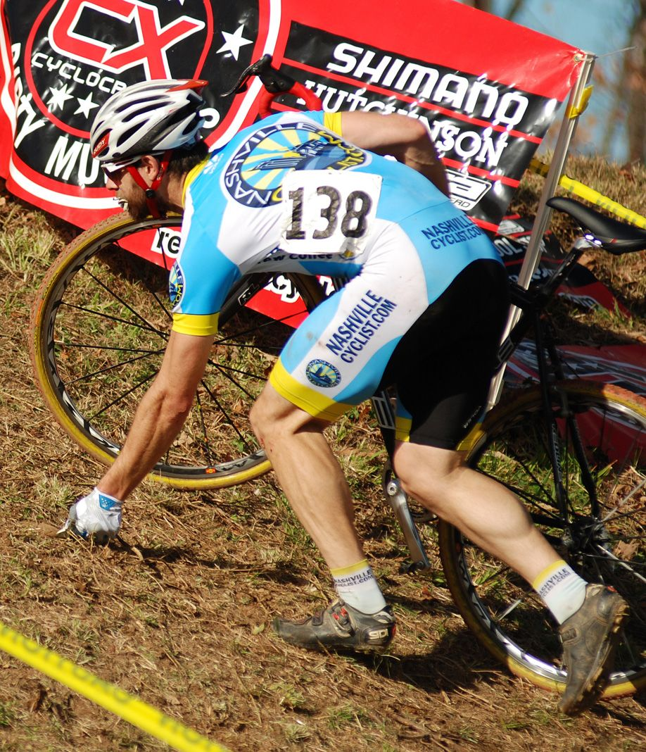 MSG #4 Johnson City Cyclocross.  ? Bart Nave