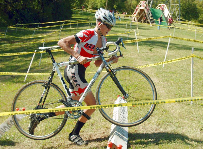 Non UCI status means a fun, challenging course with unlimited man-made obstacles. ?Bart Nave