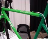 Two-tone green courtesy of Pitz! Cycles ©Jason Prince