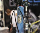 The R.A.D. has all external cable routing with custom carbon guides © Greg Klingsporn