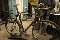 Parlee Carbon Cyclocross Frame