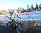 Johnson rode cleanly to take the victory. ? Cyclocross Magazine