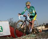 Sven Nys powered away from his competitors to add another win to his palmares. © Bart Hazen