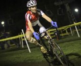 Lyne Bessette (cyclocrossworld.com) came out of retirement for The Weasel © Chris Gagne