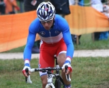 French National champion Francis Mourey. ©Renner Custom CX Team