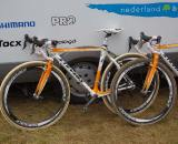 The bikes of Marianne Vos. ? Jonas Bruffaerts