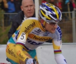 Bart Wellens on his way to a win. ? Jonas Bruffaerts