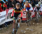 Sven Nys on his way to the GVA Trofee. ? Bart Hazen