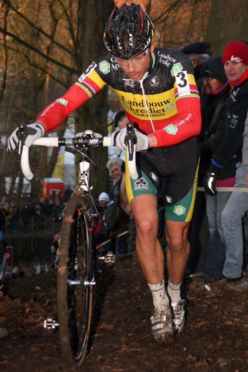 Nys gave it his all, but couldn\'t match Albert today. ? Bart Hazen