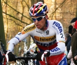 Zdenek Stybar started well, but didn't really factor in the race. ? Bart Hazen