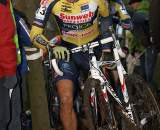 Sven Vanthourenhout, who has been riding well recently, finished 10th. ? Bart Hazen