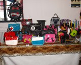 Vegan handbags ©Christine Vardaros