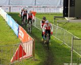 Official Course Training UCI CX World Championships - Hoogerheide, The Netherlands - 30th January 2014