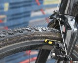 TRP EuroX carbon brakes on Craig's bike. © Cyclocross Magazine