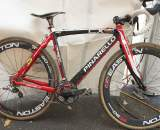 Goulet's Pinarello CX Cross. ? Cyclocross Magazine