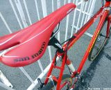 San Marco saddle © Cyclocross Magazine