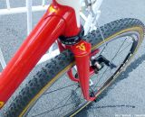 Cane Creek front brakes © Cyclocross Magazine