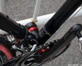 SRAM RED GXP bottom bracket on Mo Bruno Roy's Seven Cycles Mudhoney Pro bike. © Cyclocross Magazine