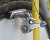 Mafac cantilever brakes are a throwback to another time. © Cyclocross Magazine