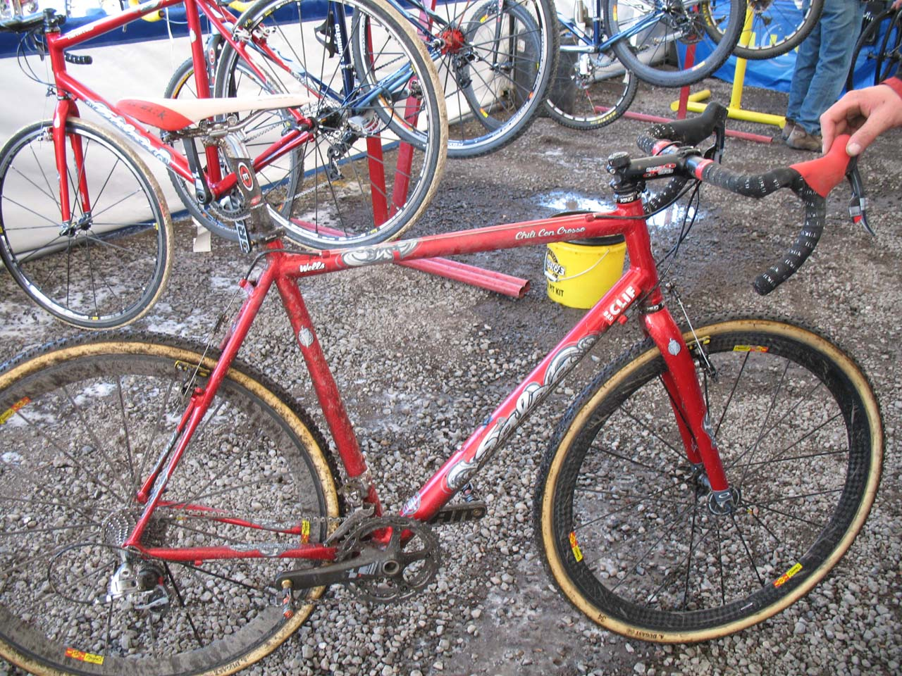 Troy Wells\' Chili Con Crosso. ? Cyclocross Magazine