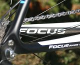 Focus leaves no tube unbranded. © Jamie Mack