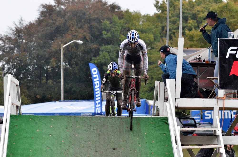 Providence Cyclocross Day 2 by Ethan Glading