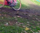 The greasy corners on the course © Cyclocross Magazine