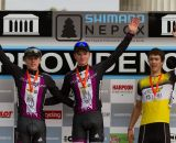 UCI Junior Podium at Providence Day 1 2013. © Todd Prekaski