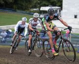Winterberg leads the chase at Providence Day 2 2013. © Meg McMahon