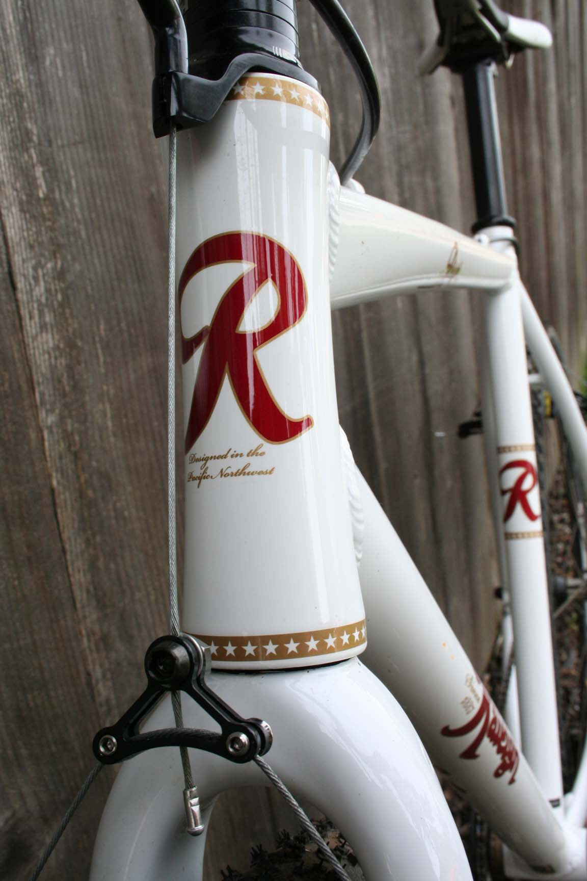 The Rainier-inspired singlespeed was a big hit