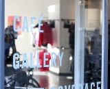 Rapha Cycle Club's Cafe and Gallery. © Cyclocross Magazine