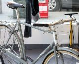 The Chris King Beloved Every Day commuter bike on display.  © Cyclocross Magazine