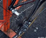 Sticking with 10-speed, 12-27 cassette. © Cyclocross Magazine