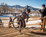 Beth Ann Orton in the women's 30-34 race at USA Cycling National Championships of Cyclocross. © Matt Lasala