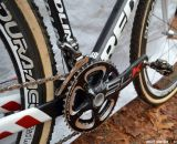 Challenge team tires. © Cyclocross Magazine