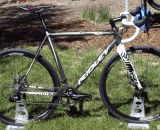 The aluminum SRAM Apex-equipped 2013 Ridley X-Ride bike. ©Cyclocross Magazine
