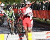 Troy Wells showing good form in Roubaix. ? Bart Hazen