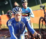 Emilien Viennet would take second in Roubaix. ? Bart Hazen