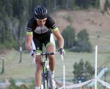 Ryan Trebon rides his SuperX to victory at the 2012 Raleigh Midsummer Night Cyclocross Race. @Cyclocross Magazine