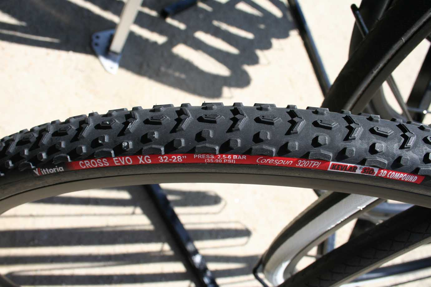 Vittoria Cross Evo XC Tubular Cyclocross tire