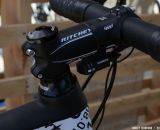 Ritchey stem on the carbon 2014 Marin Cortina. Sea Otter 2013 © Cyclocross Magazine