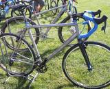 Salsa's stately titanium La Cruz © Cyclocross Magazine