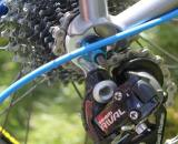 The replaceable derailleur hanger is a must in our books ? Cyclocross Magazine