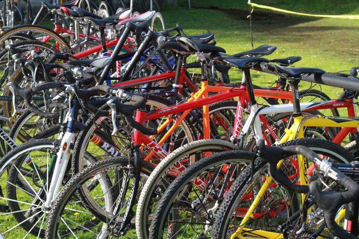 Pit Bikes © Janet Hill