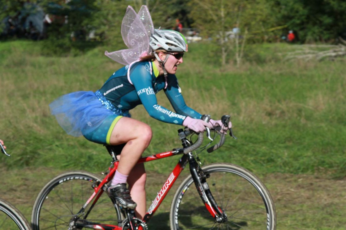 Flying Fairy © Janet Hill